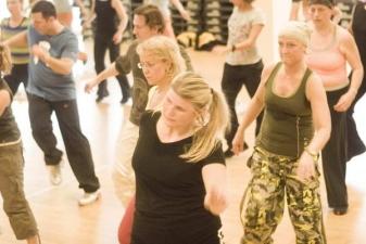 Dance Aerobic Special mit Karin & Silvia