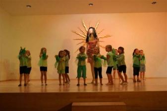 Kindershow - 17. Juni 2005